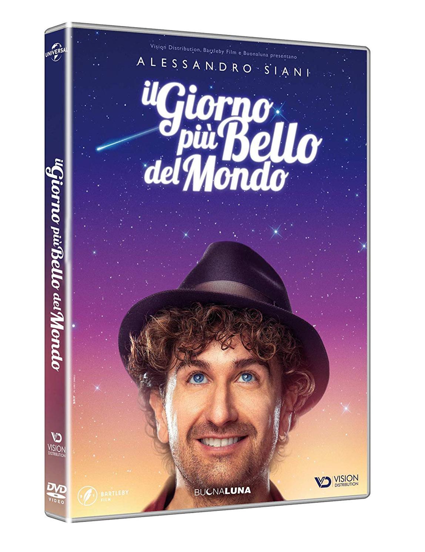 IL GIORNO PIU' BELLO DEL MONDO (DVD)