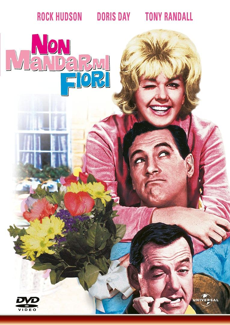 NON MANDARMI FIORI (DVD)