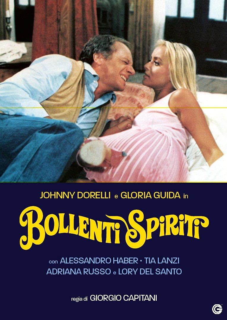 BOLLENTI SPIRITI (DVD)