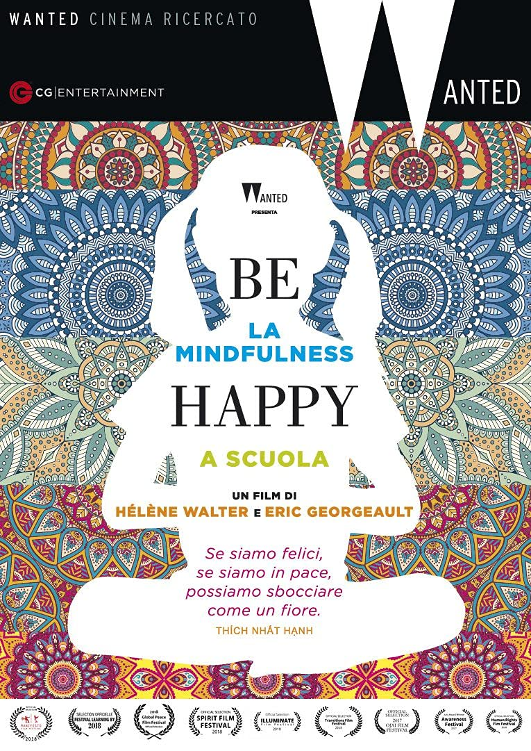 BE HAPPY - LA MINDFULNESS A SCUOLA (DVD)