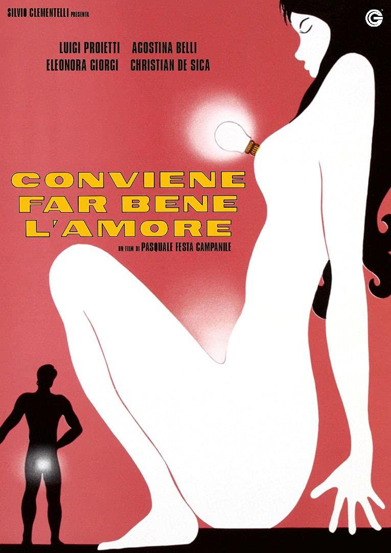 CONVIENE FAR BENE L'AMORE (DVD)