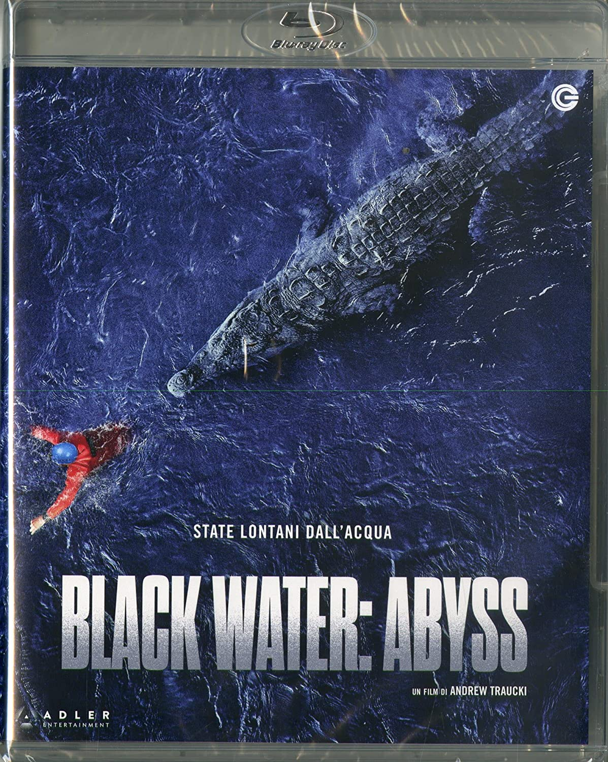 BLACK WATER ABYSS - BLU RAY