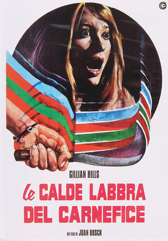 LE CALDE LABBRA DEL CARNEFICE (DVD)