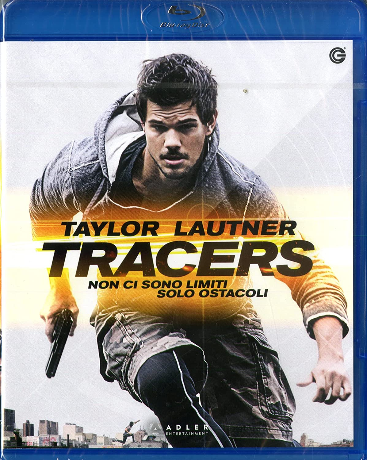 TRACERS - BLU RAY