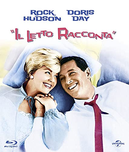 IL LETTO RACCONTA - BLU RAY