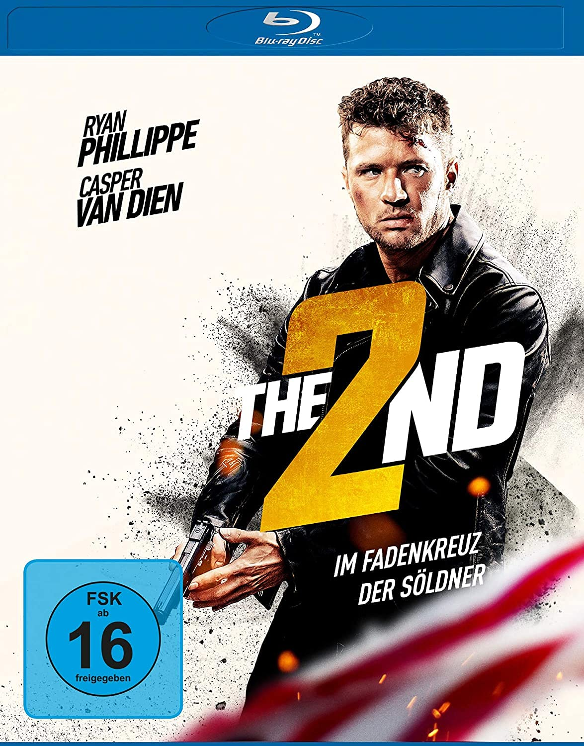 THE 2ND - BLU RAY