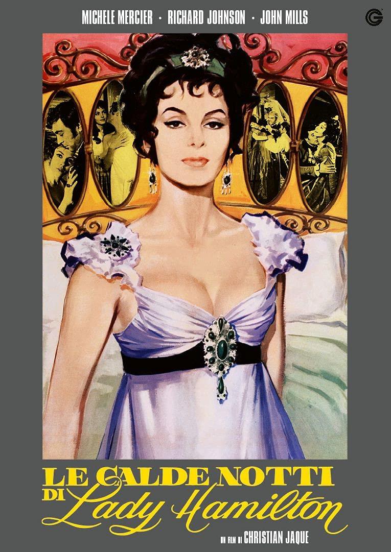 LE CALDE NOTTI DI LADY HAMILTON (DVD)