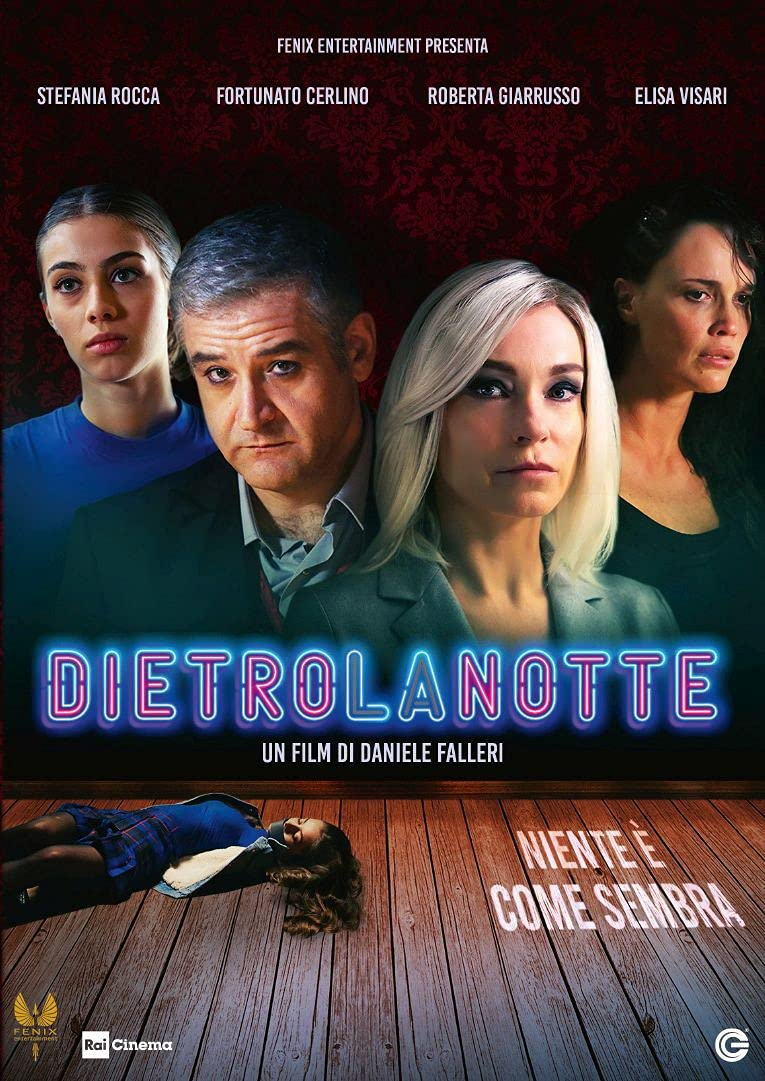 DIETRO LA NOTTE (DVD)