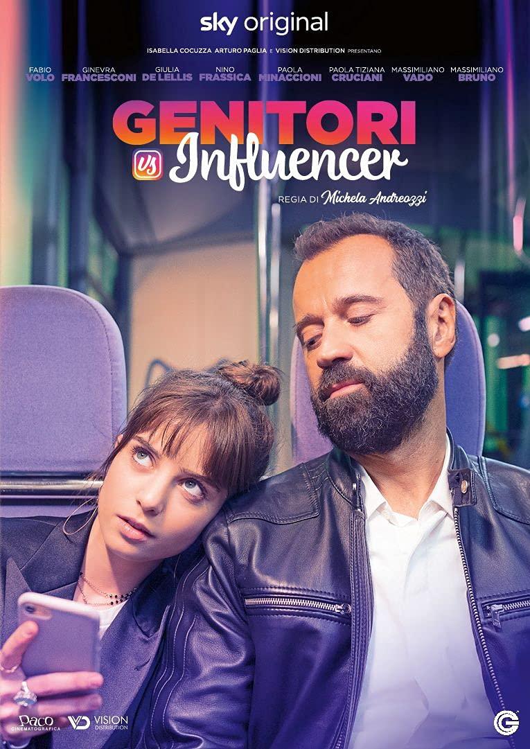 GENITORI VS INFLUENCER (DVD)