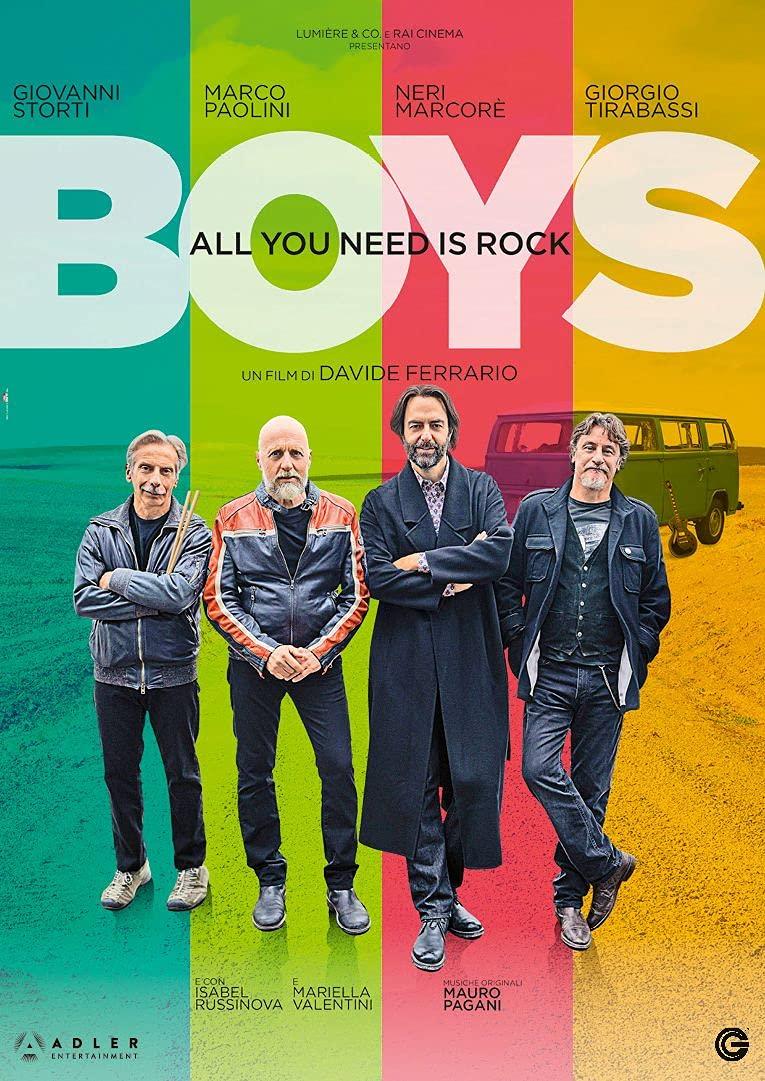 BOYS - 2021 (DVD)