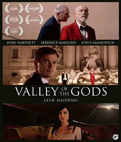 VALLEY OF THE GODS - BLU RAY