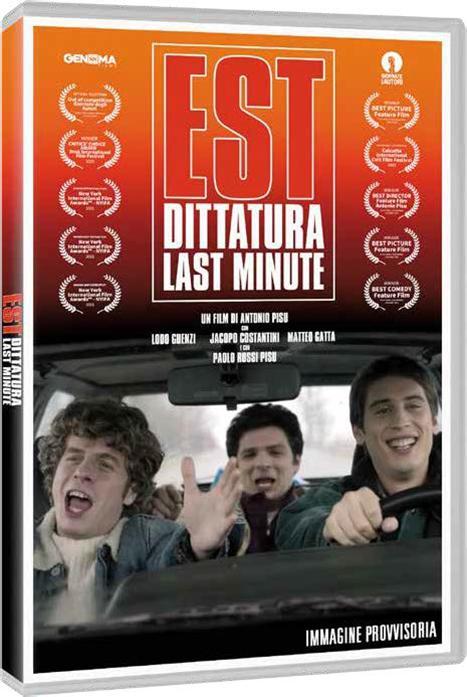 EST - DITTATURA LAST MINUTE (DVD)