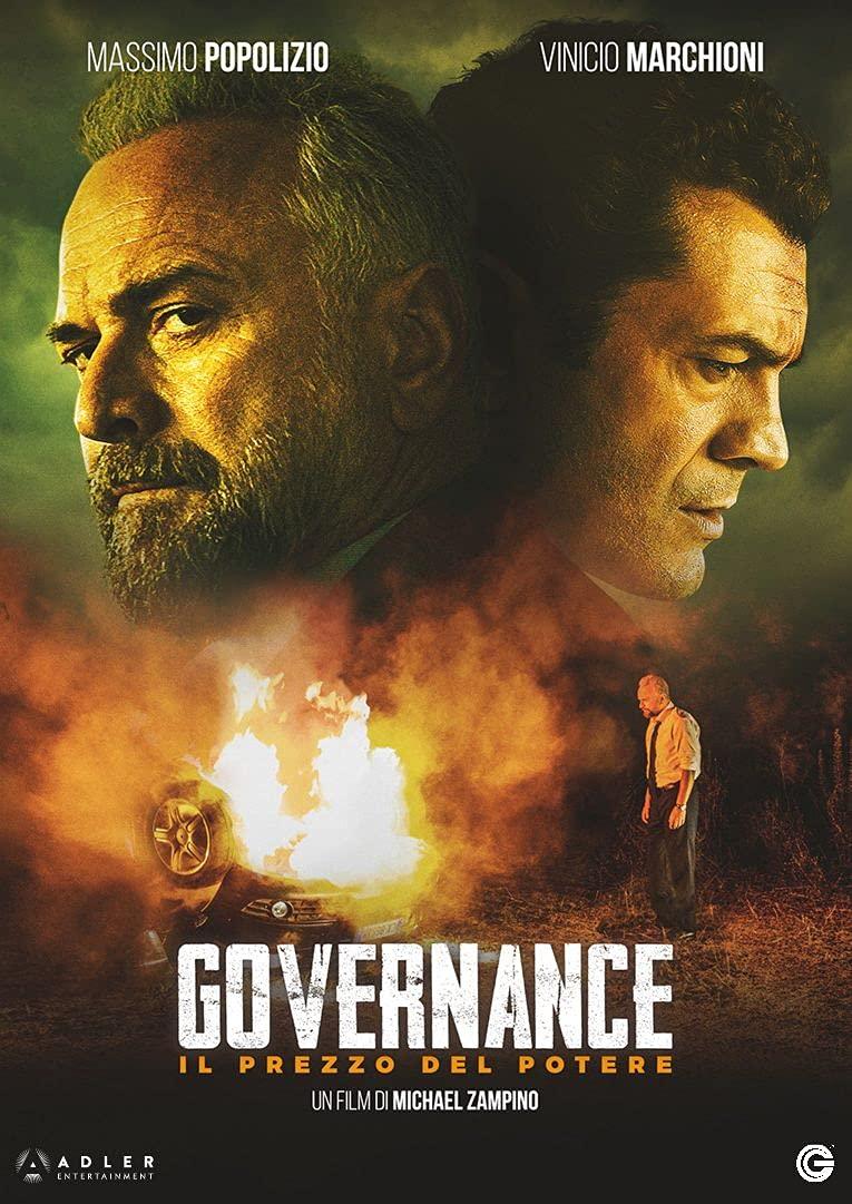 GOVERNANCE - IL PREZZO DEL POTERE (DVD)