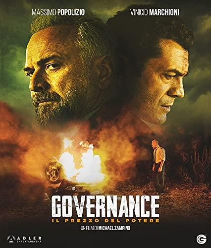 GOVERNANCE - IL PREZZO DEL POTERE - BLU RAY