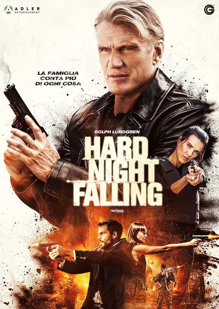 HARD NIGHT FALLING (DVD)