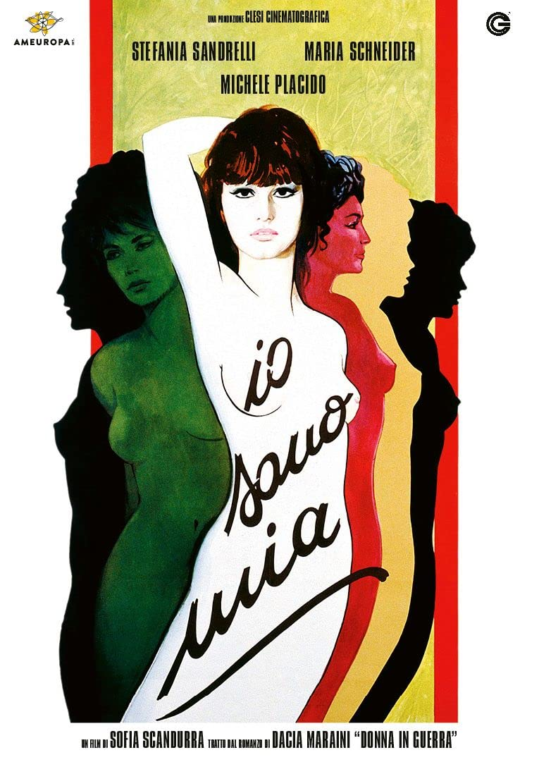 IO SONO MIA (DVD)