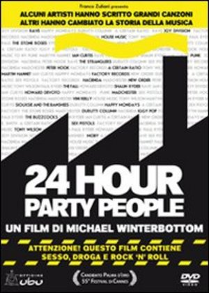 24 HOUR PARTY PEOPLE (DVD)