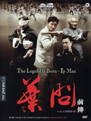 THE LEGEND IS BORN - IP MAN (DVD)