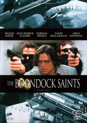 THE BOONDOCK SAINTS (DVD)