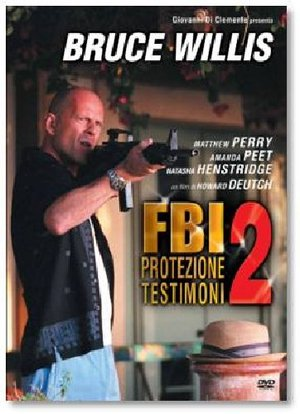 FBI PROTEZIONE TESTIMONI 2 - RMX (DVD)