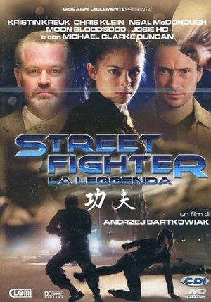 STREET FIGHTER - LA LEGGENDA (DVD)