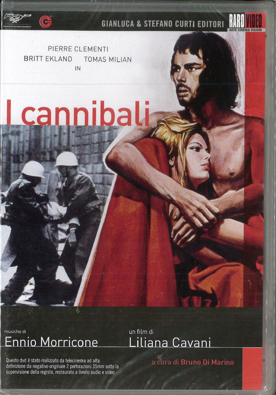 I CANNIBALI (DVD)