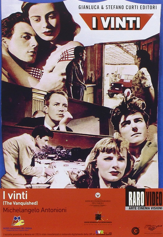 I VINTI (DVD+BOOK) (DVD)