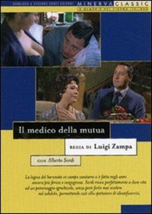 SORDI - IL MEDICO DELLA MUTUA (DVD)