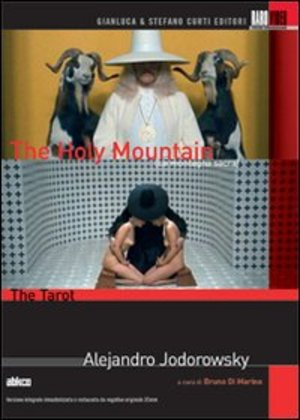 THE HOLY MOUNTAIN - LA MONTAGNA SACRA ** (DVD)