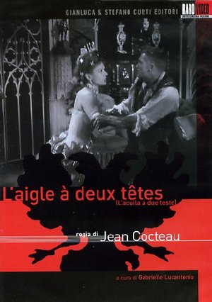 L'AIGLE A' DEUX TETES - L'AQUILA A DUE TESTE (DVD)