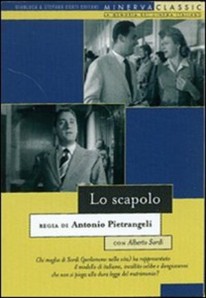 SORDI - LO SCAPOLO (DVD)
