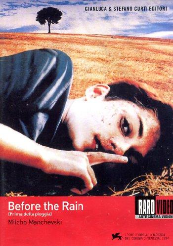 BEFORE THE RAIN - PRIMA DELLA PIOGGIA (DVD)