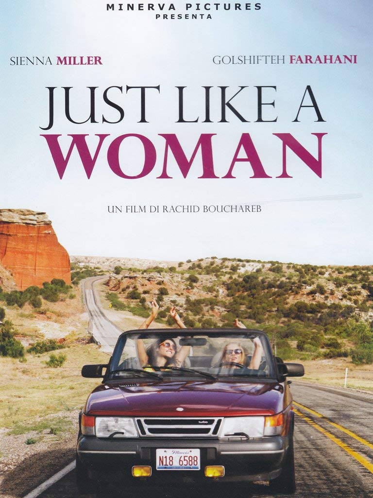 JUST LIKE A WOMAN (DVD)