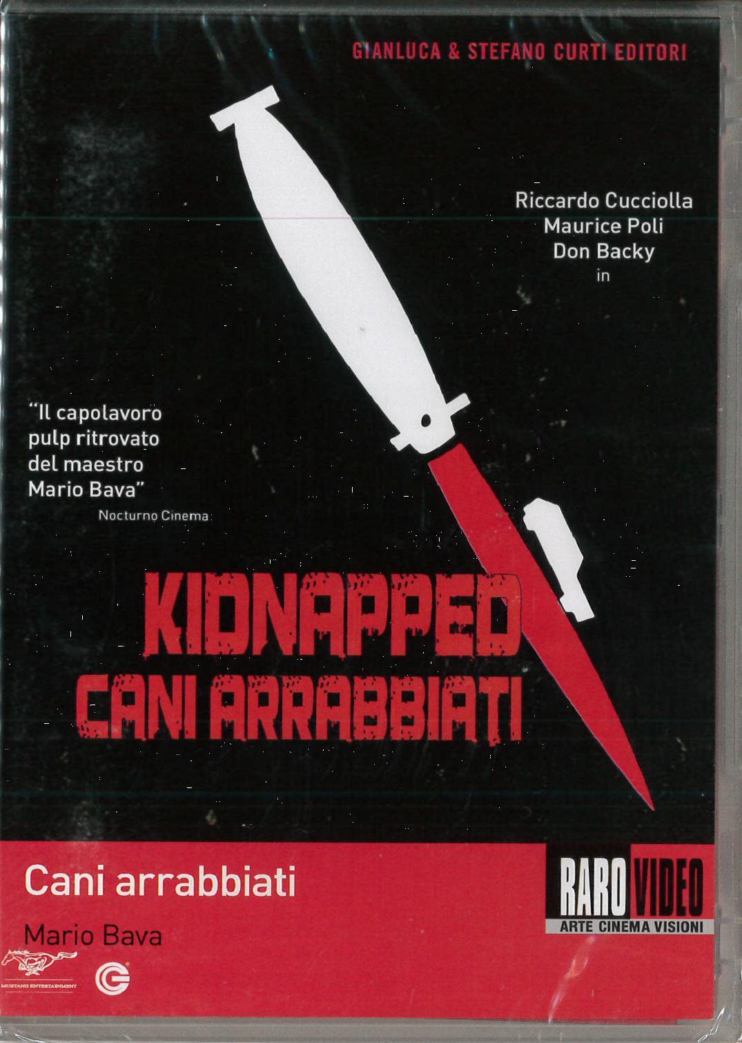 CANI ARRABBIATI (DVD)