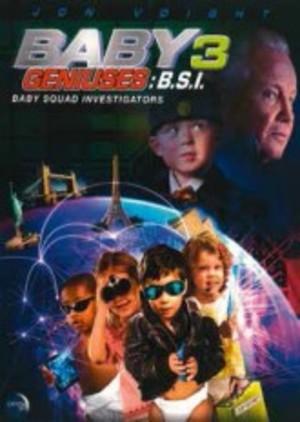 B.S.I. - BABY SQUADRA INVESTIGATIVA VOL.1 (DVD)
