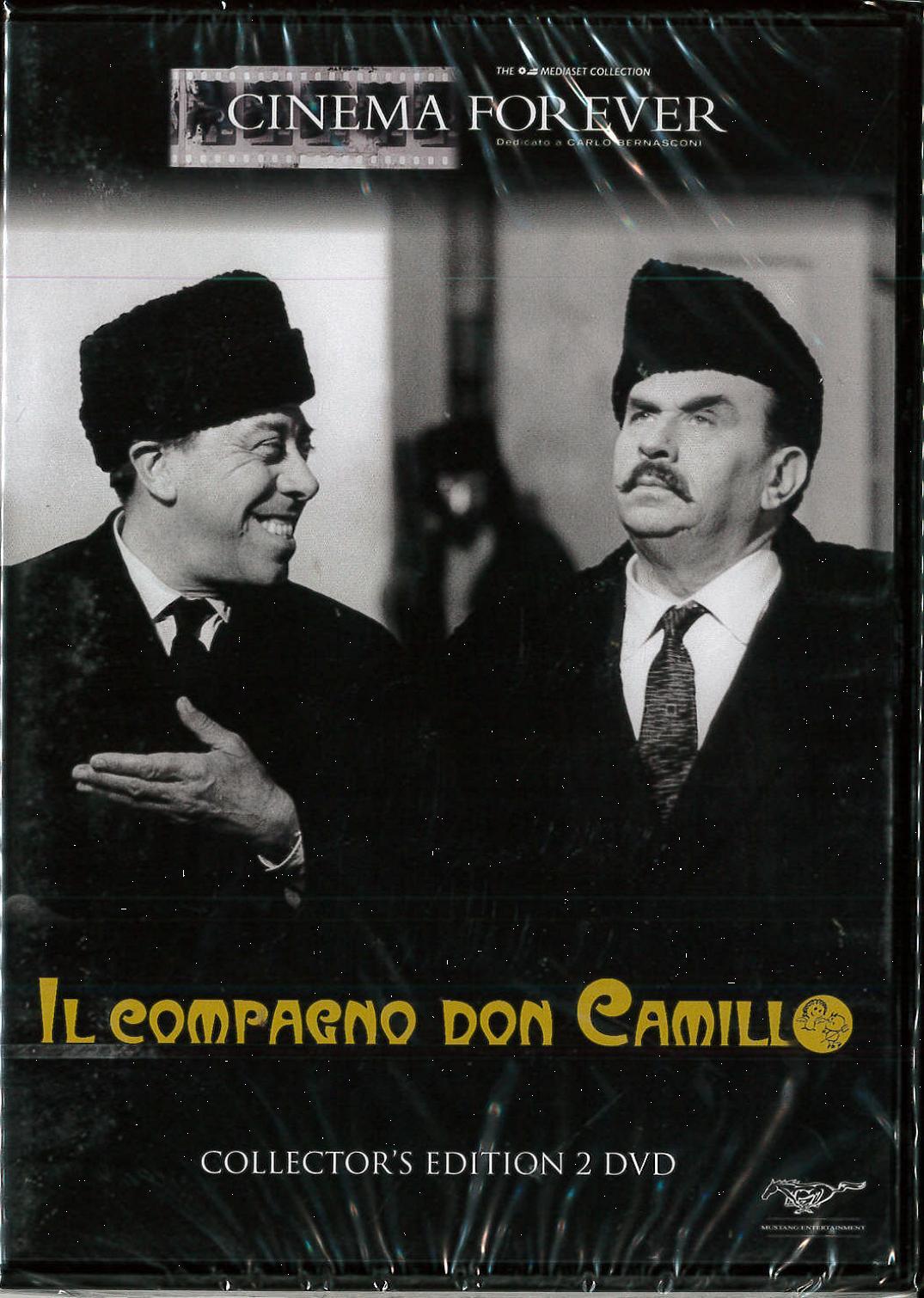 DON CAMILLO IL COMPAGNO DON CAMILLO (2 DVD) (DVD)