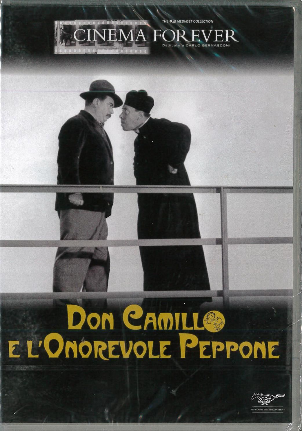 DON CAMILLO E L'ONOREVOLE PEPPONE (DVD)