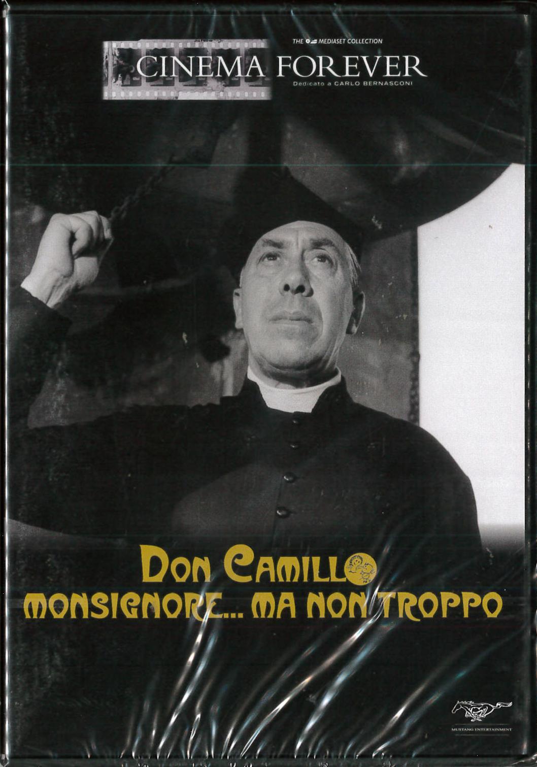 DON CAMILLO MONSIGNORE... MA NON TROPPO (DVD)