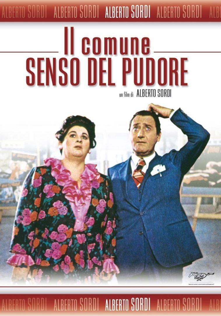 SORDI - IL COMUNE SENSO DEL PUDORE (DVD)