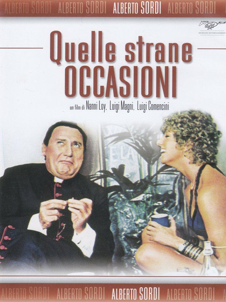 SORDI - QUELLE STRANE OCCASIONI (DVD)