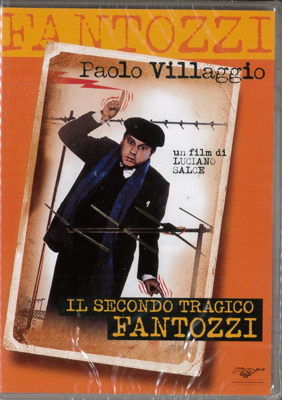 IL SECONDO TRAGICO FANTOZZI (DVD)