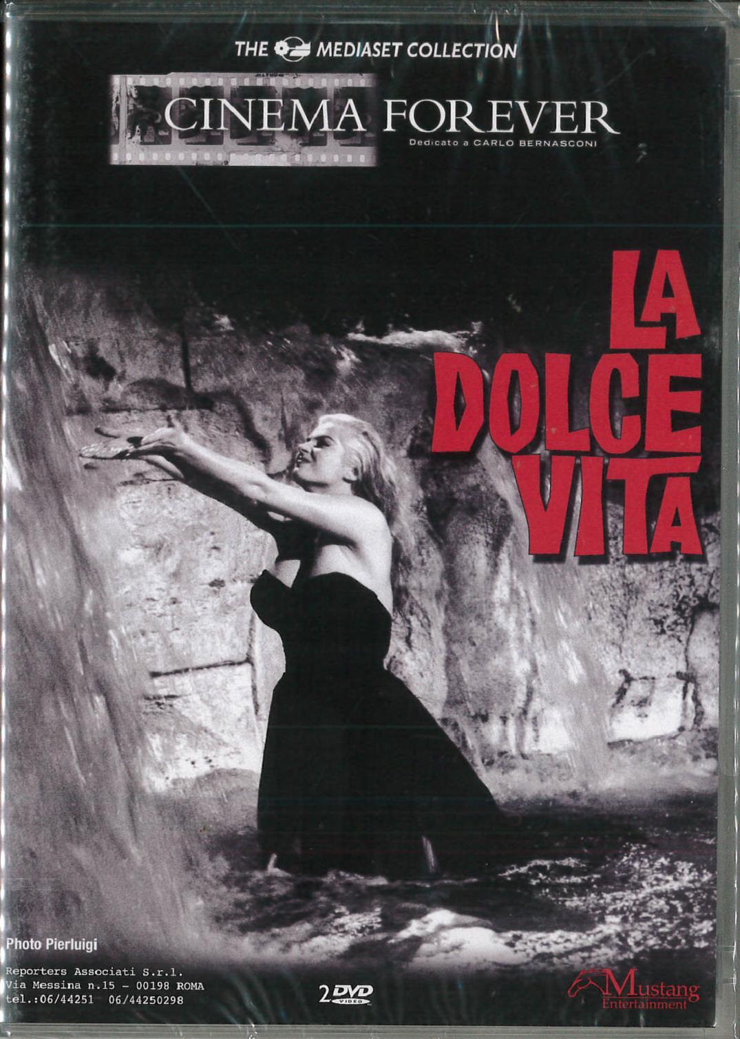 LA DOLCE VITA (CE) (2 DVD) (DVD)