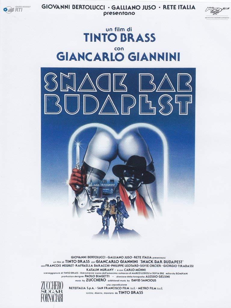 SNACK BAR BUDAPEST (DVD)