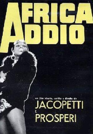 AFRICA ADDIO (DVD)