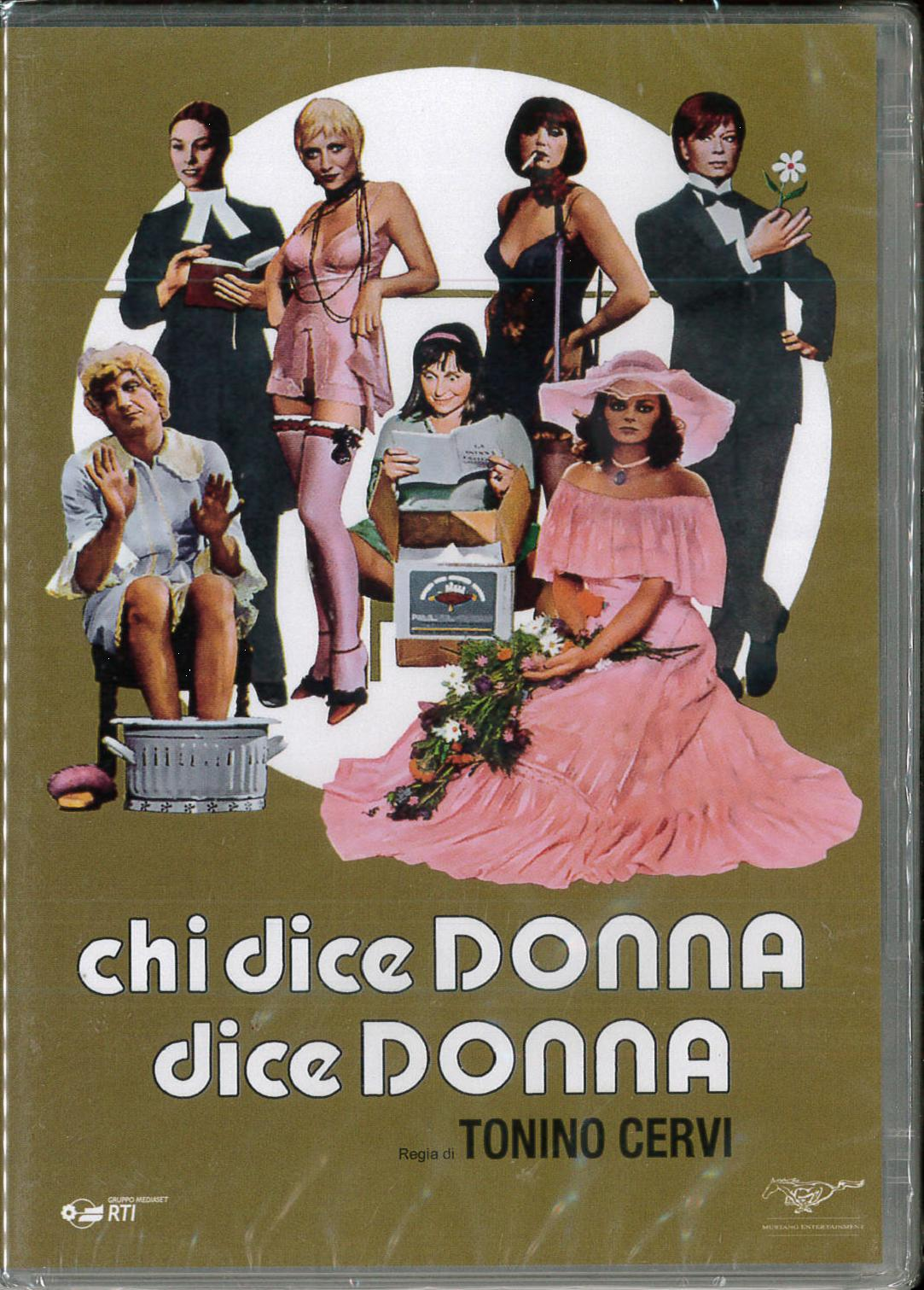CHI DICE DONNA DICE DONNA (DVD)
