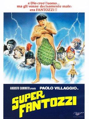 SUPERFANTOZZI (DVD)