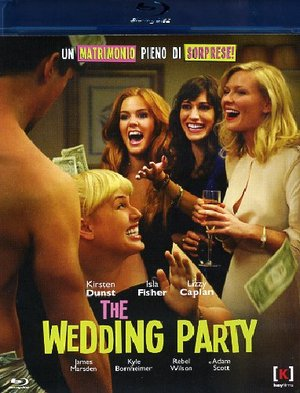 THE WEDDING PARTY (BLU-RAY)
