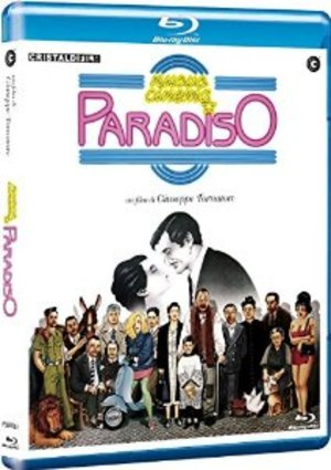 NUOVO CINEMA PARADISO (BLU-RAY)