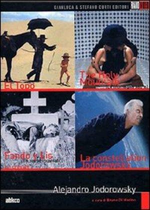 COF.ALEJANDRO JODOROWSKI COLLECTION (4 DVD) (DVD)
