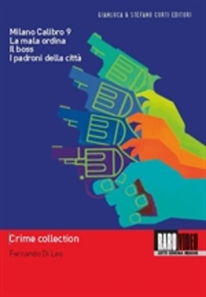 COF.FERNANDO DI LEO - CRIME COLLECTION (4 DVD + BOOKLET) (DVD)